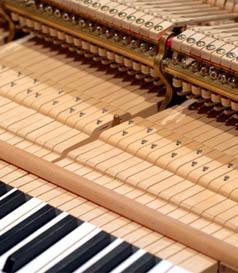 Accorder son piano régulièrement
