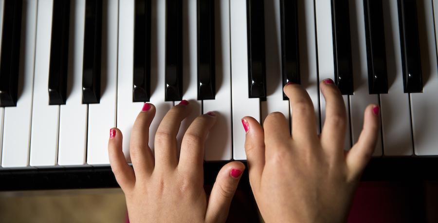 apprendre à faire du piano