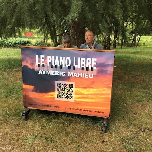 Le Piano Libre contes en Brocéliande